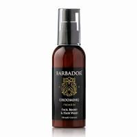 Barbador Face, Beard & Hair Wash 100ml