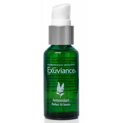 Exuviance Line Smooth Antioxidant (Perfect 10) Serum