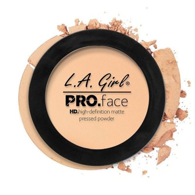 L.A. Girl Pro Face Matte Pressed Powder 03 Porcelain