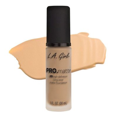 L.A. Girl Pro Matte Foundation Bisque 30ml