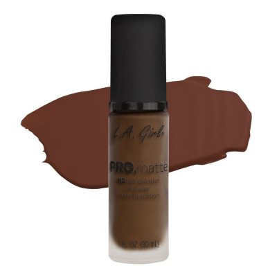 L.A. Girl Pro Matte Foundation Espresso 30ml