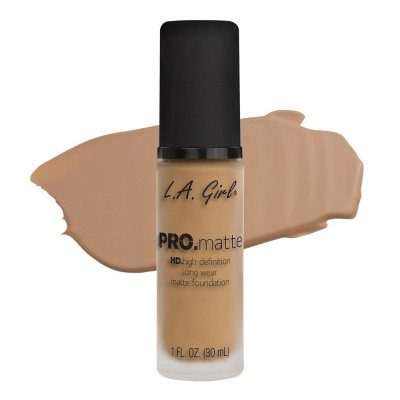 L.A. Girl Pro Matte Foundation Sandy Beige 30ml