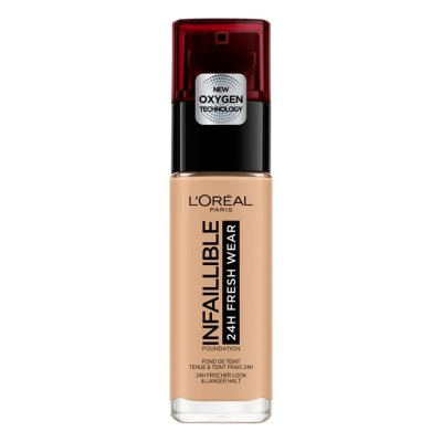 L'Oreal Infallible 24H Foundation 140 Golden Beige 30ml