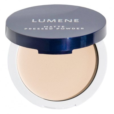 Lumene Luminous Matt Powder 1 Classic Beige 10g