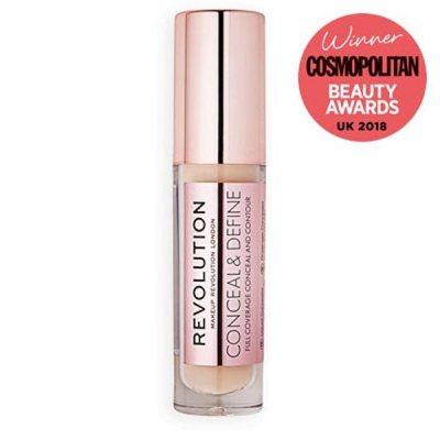 Makeup Revolution Conceal & Define Concealer C6