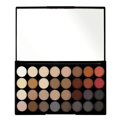 Makeup Revolution Ultra 32 Shade Eyeshadow Palette Flawless 2