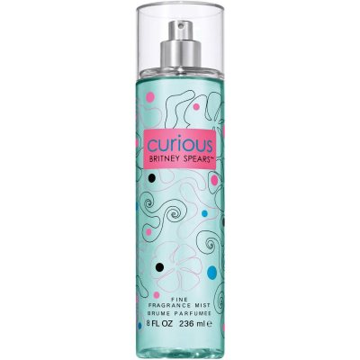 Britney Spears Curious Body Mist 235ml