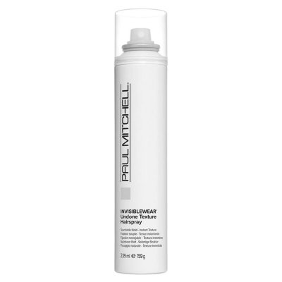Paul Mitchell Invisiblewear Undone Texture Hairspray 239ml