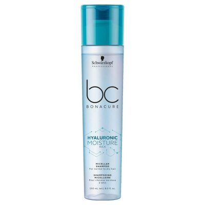 Schwarzkopf Bonacure Hyaluronic Moisture Kick Shampoo 250ml