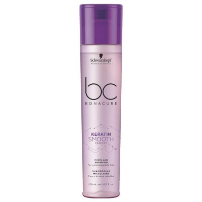 Schwarzkopf Bonacure Keratin Smooth Perfect Shampoo 250ml