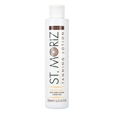 St. Moriz Instant Self Tanning Lotion Dark 200ml