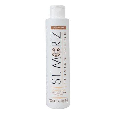 St. Moriz Instant Self Tanning Lotion Medium 200ml